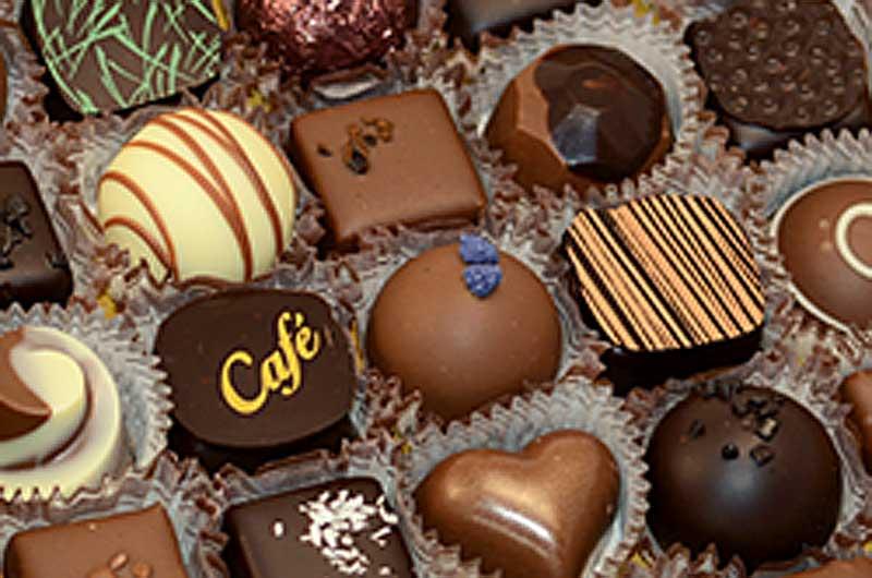 Reklamne premiove cokoladove darceky potlac logo