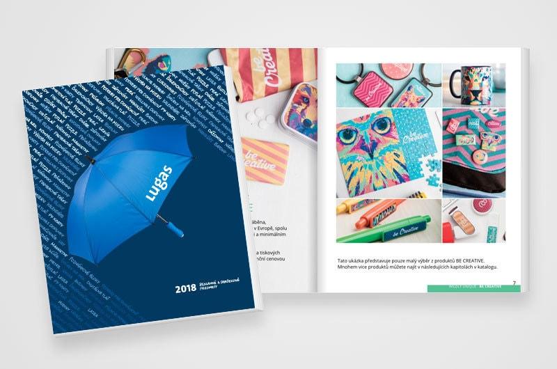 Lugas 2018 katalóg reklamné predmety