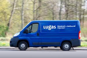 Donáška reklamných predmetov Lugas
