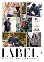 Katalóg reklamné predmety 2018 Label