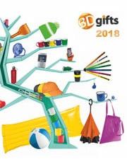 Katalóg 3D Gifts reklamné predmety 2018