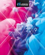 Excursion 2019 – Katalóg reklamné predmety