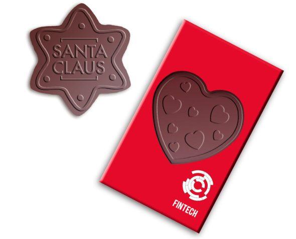 """Čokoládové tvary """"Čoko logo"""""""
