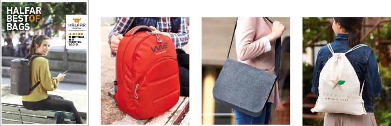 Halfar Best of Bags 2020 – katalóg reklamné predmety tašky a batožina