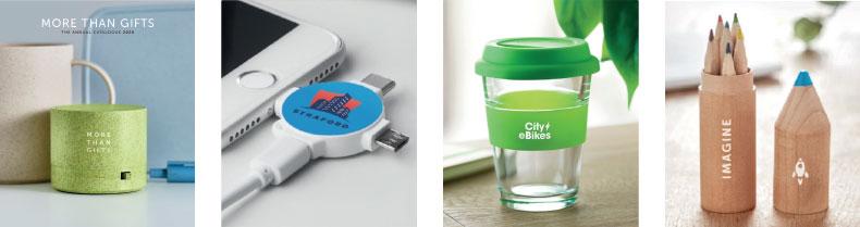 More than Gifts 2020 – katalóg reklamné predmety