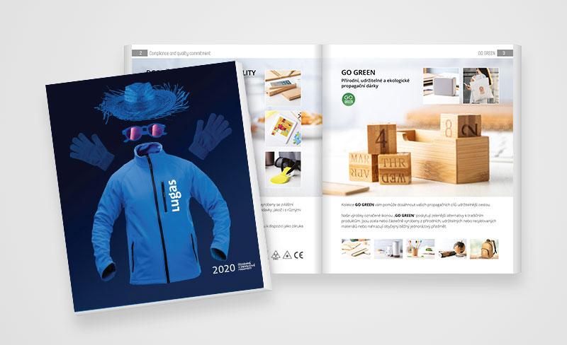 Lugas 2020 katalóg reklamné predmety
