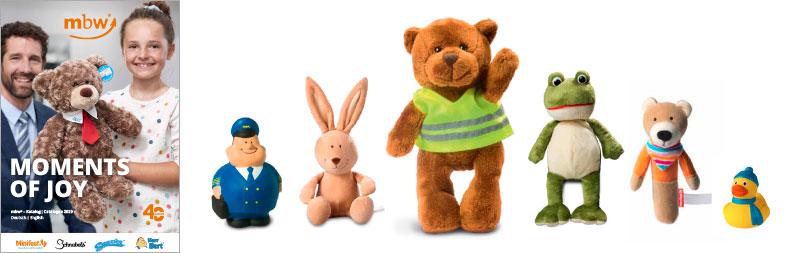 mbw Moments of Joy 2020 – katalóg reklamné a darčekové predmety hračky