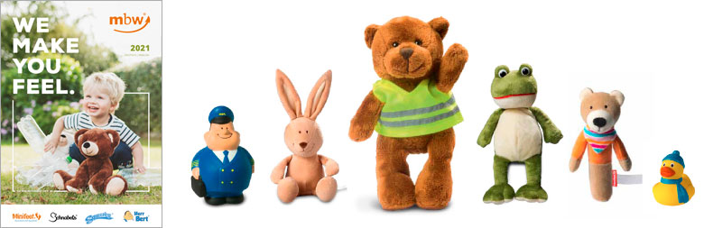 mbw Moments of Joy 2021 – katalóg reklamné a darčekové predmety hračky
